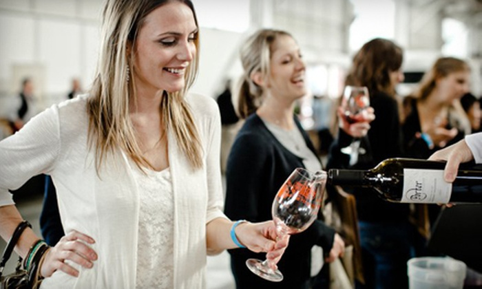 San Francisco Vintners Market – Harvest in the City - Marina: Regular or VIP Admission to San Francisco Vintners Market Harvest in the City on October 15–16. Three Options Available.
