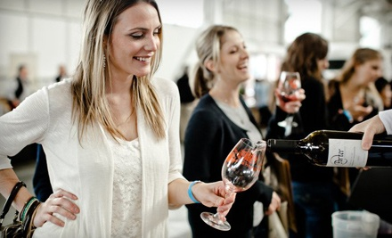 San Francisco Vintners Market  Harvest in the City on Sat., Oct. 15 at 12PM: One Regular Admission (a $70 value) - San Francisco Vintners Market  Harvest in the City in San Francisco