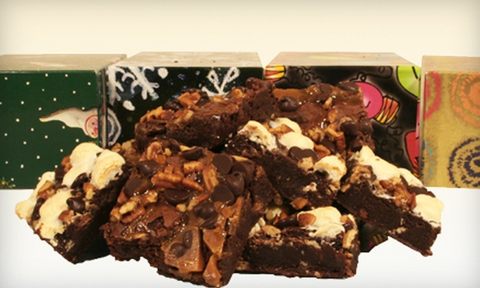 Athena's Silverland Desserts - Forest Park: $14 for One Dozen Assorted Chocolate Brownies at Athena's Silverland Desserts in Forest Park ($29.95 Value)