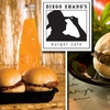 Half Off at Diego Zhang's Burger Café
