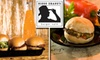 Diego Zhang's Burger Café - Multiple Locations: $10 for $20 Worth of Burgers and Bites at Diego Zhang's Burger Café