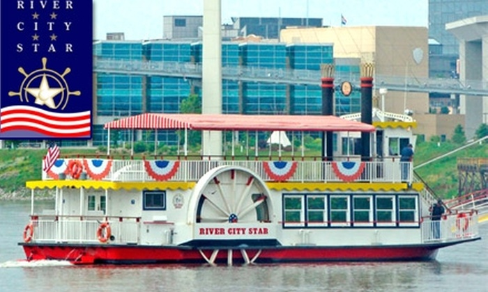 River City Star - Downtown: $6 for a Sightseeing Cruise from River City Star