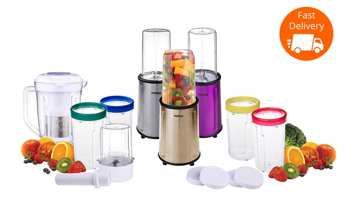 From $49 for a TODO Stainless Steel Nutrition Bullet Blender
