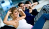 Resort Fitness - Downtown: 5 or 10 TRX Boot-Camp Classes at Resort Fitness in San Mateo (Up to 84% Off)