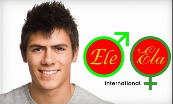 Ele Ela International Salon - Mission Dolores: $20 for a Men's Haircut at Ele Ela International Salon ($45 Value)