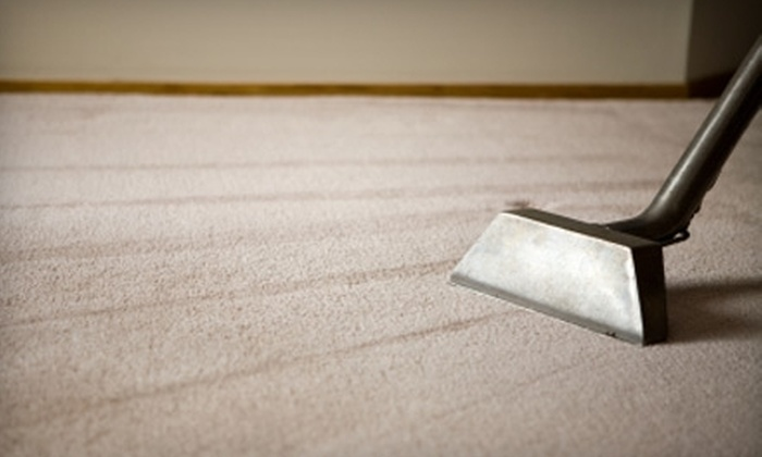 White Glove Cleaning Service - Highland Park: $55 for a Two-Room Carpet Cleaning from White Glove Cleaning Service ($140 Value)