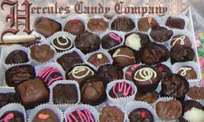 Hercules Candy Company - East Syracuse: $5 for $10 Worth of Candy at Hercules Candy Company in East Syracuse