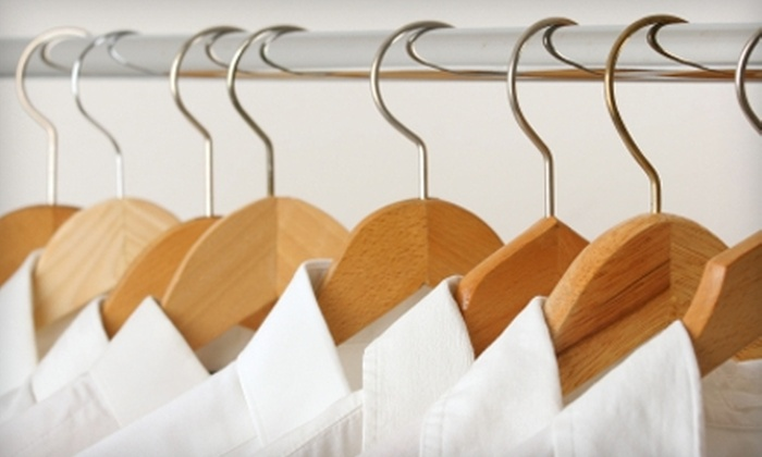 Green Leaf Cleaners - Brookvale: $20 for $50 Worth of Dry Cleaning Services at Green Leaf Cleaners in Fremont