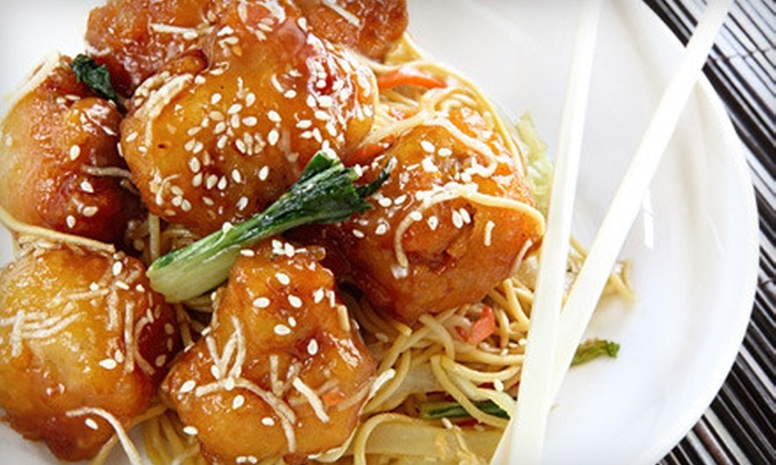 Fresh Taste of Asia - Downtown,South Salem: Asian Fusion Fare and Sushi at Fresh Taste of Asia in Salem (Half Off). Two Options Available.