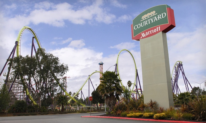 Courtyard by Marriott Vallejo Napa Valley - Vallejo: $149 for a Two-Night Stay for Two at Courtyard by Marriott Vallejo Napa Valley (Up to $298 Value)