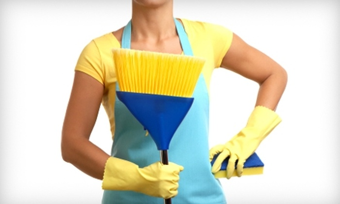 Pristine Maids, LLC - Pensacola / Emerald Coast: $105 for Three Hours of Maid Services from Pristine Maids, LLC (Up to $210 Value)