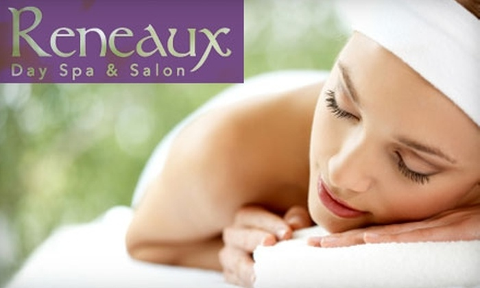 Reneaux Day Spa & Salon - Hendersonville: $35 for One of Three Facials at Reneaux Day Spa & Salon in Hendersonville ($70 Value)