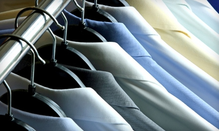 Express Cleaners - Multiple Locations: $10 for $30 Worth of Dry Cleaning and Alterations from Express Cleaners