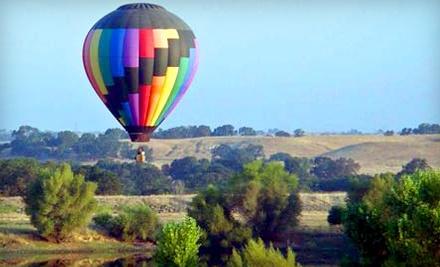 Sky Drifters Hot Air Ballooning - Sky Drifters Hot Air Ballooning in Rancho Murieta