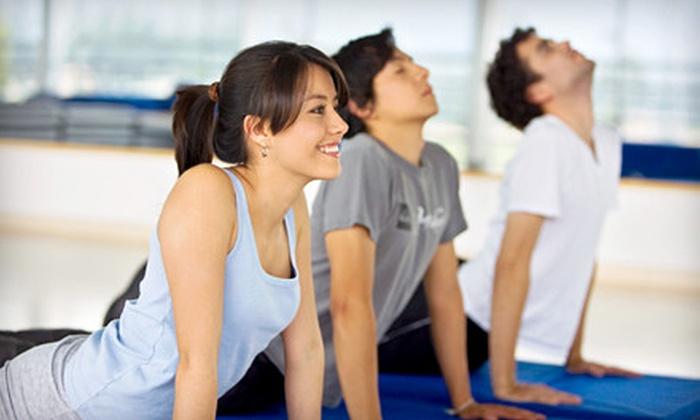 Full Motion Fitness - Minnetonka - Hopkins: $25 for 25 Yoga Classes at Full Motion Fitness in Hopkins ($400 Value)