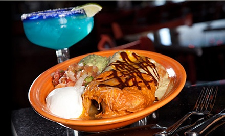 2-Course Dinner for 2 (a $69.97 value) - Blue Agave Mexican Cantina in Phoenix