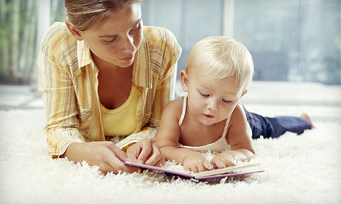 Crystal Crystal Carpet Care - Northwest Columbus: $37 for Two Rooms of Carpet Cleaning with Stain Protection from Crystal Crystal Carpet Care ($79 Value)