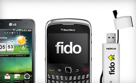 Fido Wireless2Go - Fido Wireless2Go in London