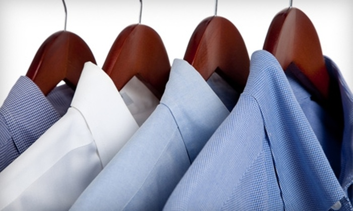 Stone Cliff Cleaners - Wayne: $15 for $30 Worth of Eco-Friendly Dry Cleaning, Tailoring, and More at Stone Cliff Cleaners in Wayne