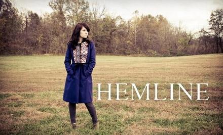 $100 Groupon to Hemline - Hemline in Dallas