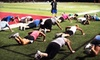 The Underground Lab - Lawrence: 10 or 20 Drop-In Boot-Camp Classes at The Underground Lab (Up to 85% Off)