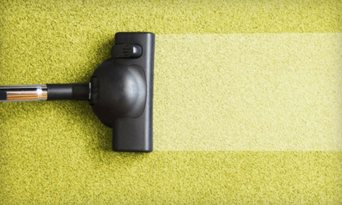 Discount Carpet Care - Gaithersburg: Carpet Cleaning for Two or Four Rooms from Discount Carpet Care (51% Off)