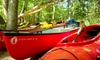 Catawba River Expeditions - Rock Hill: $25 for a Canoe Rental ($50 Value) or $17 for a Kayak Rental ($37 Value) at Catawba River Expeditions in Rock Hill