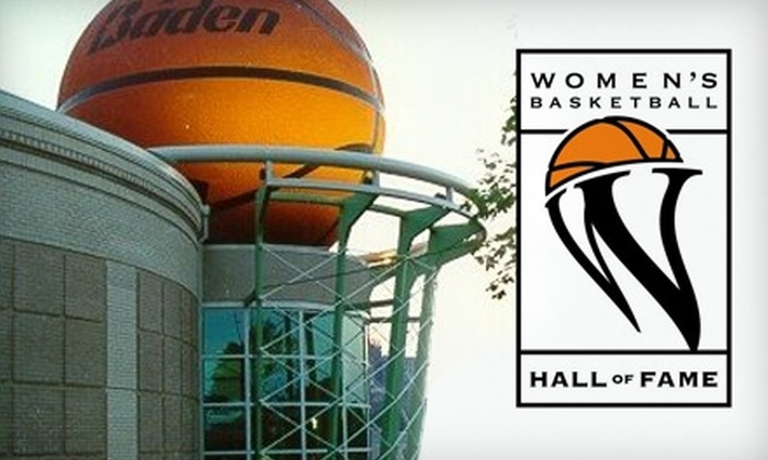 Women's Basketball Hall of Fame - Knoxville: $14 for Two Adult and Two Child Tickets to the Women's Basketball Hall of Fame ($27.80 Value)