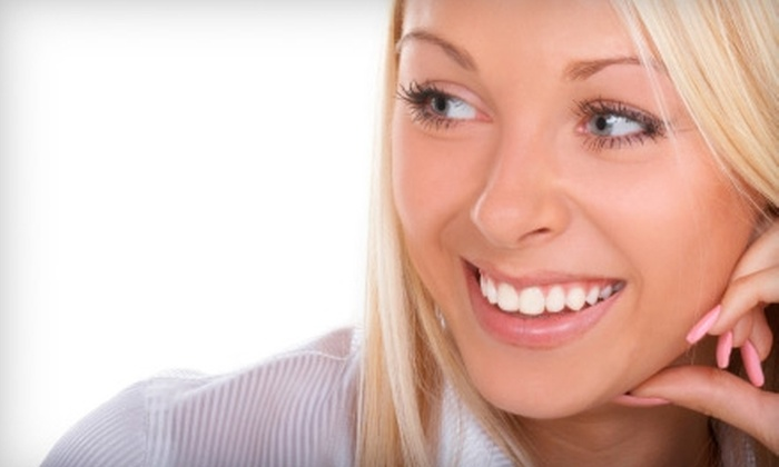 Northwoods Dental Spa - Far North Central: $65 for a Massage and Facial or Peel (Up to $154 Value) or $49 for Eyelash Extensions ($100 Value) at Northwoods Dental Spa