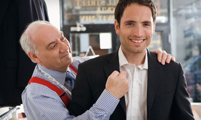 Graves Cox & Company - Downtown Lexington: $999 for a Custom Southwick Suit and Two Custom Shirts from Graves Cox & Company (Up to $2,045 Value)