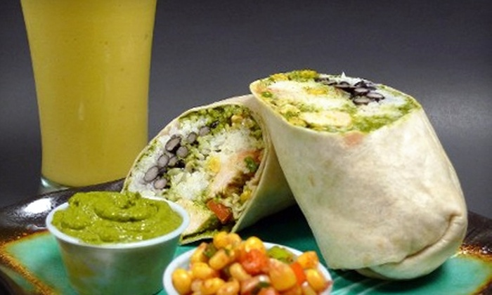 Wrap Planet - Winter Park: $5 for Wrap and Bowl of Soup at Wrap Planet in Winter Park (Up to $10.86 Value)