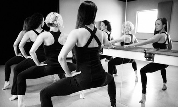 Above The Barre Fitness - St. Petersburg: $45 for Six Barre-Fitness Classes at Above The Barre Fitness in St. Petersburg (Up to $112.50 Value)