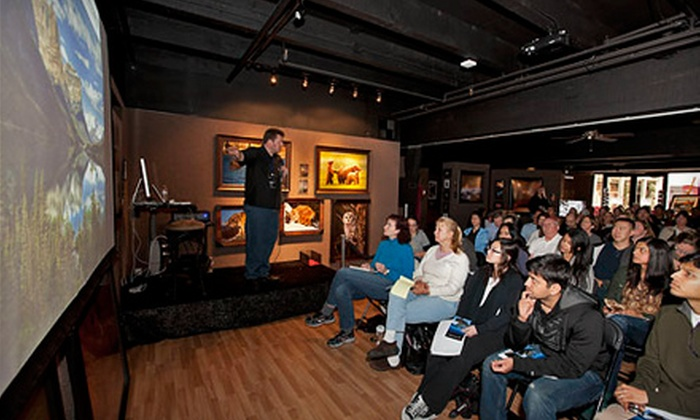 Aperture Academy - Campbell: $65 for an Introduction to Photography Workshop at Aperture Academy in Campbell ($135 Value)