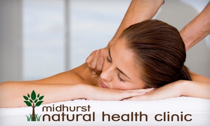 Midhurst Natural Health Clinic - Midhurst: $42 for a Two-Hour Couples' Massage Class at Midhurst Natural Health Clinic
