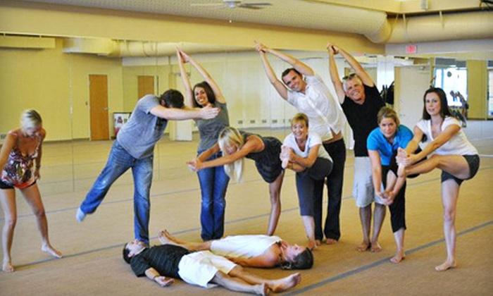 Bikram Yoga Tempe - Optimist Park SW: $29 for 30 Days of Unlimited Classes at Bikram Yoga Tempe ($150 Value)