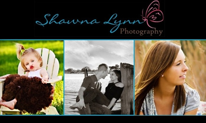 Shawna Lynn Photography - Woods Park: $65 For a Photo Session Lasting Up to an Hour, Two Prints, and a Musical DVD Slide Show From Shawna Lynn Photography