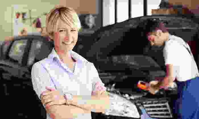 Auto Care Special - Long Island: $33 for Three Oil Changes, Two Tire Rotations, Engine-Light Check, and Inspections from Auto Care Special ($199 Value)