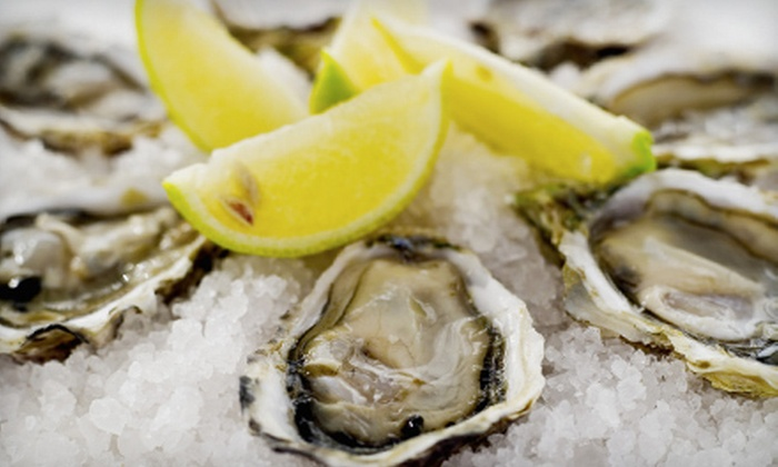 Flaherty's - Carmel: Seafood Meal with Lobster Bisque, Oysters, and Cocktails for Two or Four at Flaherty's in Carmel (Up to 59% Off)