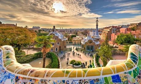 Barcelona: habitación doble o twin para 2 personas con desayuno en Ilunion Bel-Art 4*