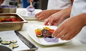 Łukasz Szewczyk Pracownia Sztuki Kulinarnej: 3-dniowy kurs gotowania dla 1 (999 zł) lub 2 osób (1899 zł) w Pracowni Sztuki Kulinarnej