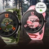 Tendence Camo Watches