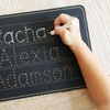 Up to 58% Off Personalized Name Trace Chalkboards