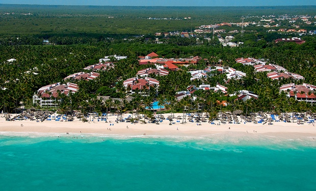 Occidental Grand Punta Cana Resort - Punta Cana, Dominican Republic: All-Inclusive Stay at Occidental Grand Punta Cana Resort, with Dates into April. Includes Taxes and Hotel Fees.