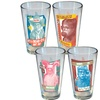A Christmas Story Retro Ralphie Pint Glasses (4-Pack)