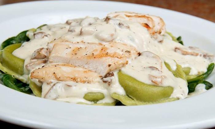 Avanti Grill - Medina: Italian-American Food at Avanti Grill (50% Off). Two Options Available.