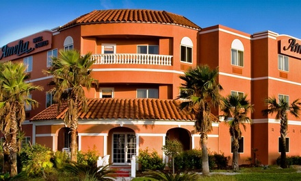 Stay at Amelia Hotel at the Beach in Fernandina Beach, FL. Dates into July.