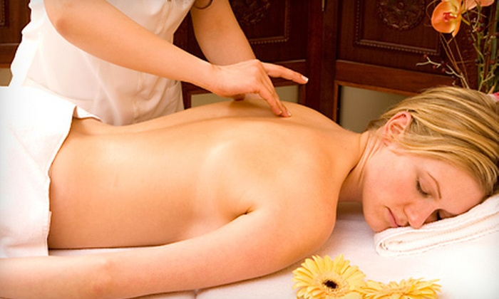 Touch of Indigo Massage Therapy - Vine: One 60-Minute, One 90-Minute, or Three 60-Minute Integrative Massages at Touch of Indigo Massage Therapy (Up to 61% Off)