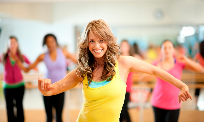 A-Glow Dance and Fitness - A-Glow Dance and Fitness: 10 Dance-Fitness Classes at A-Glow Dance and Fitness (46% Off)