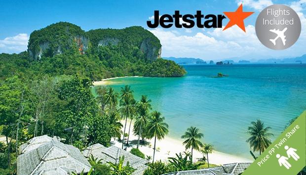 Thailand: Seven Nights + Flights 0