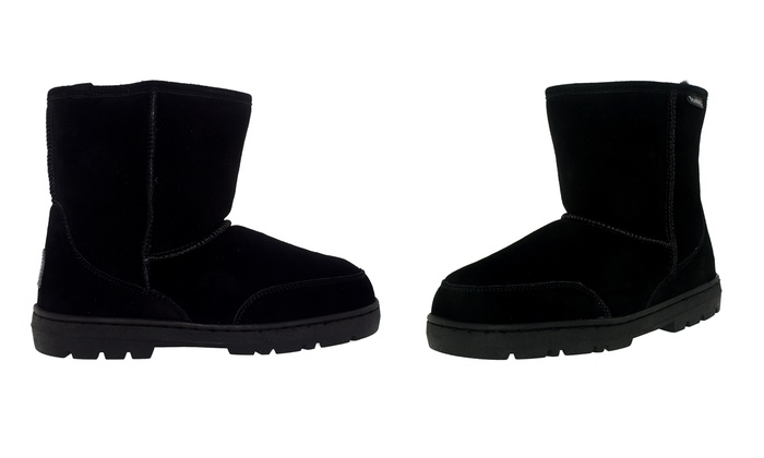 d62e46dfab0 Up To 20% Off on Bearpaw Men's Patriot Boots   Groupon Goods